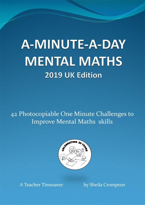 A Minute A Day - Maths UK