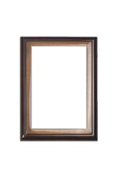 Cornice rettangolare 8x10 OLMO marrone