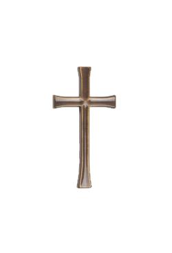 Croce 15x7 OLMO marrone