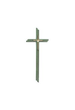 Croce 15x7 OLMO verde pompeiano