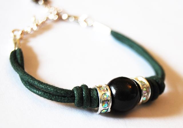 Bracelet Style Vert