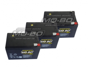 Akkus MoBo 800 Watt, 3Stück
