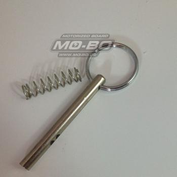 Haltebolzen für Akkukasten MO-BO 800 Watt