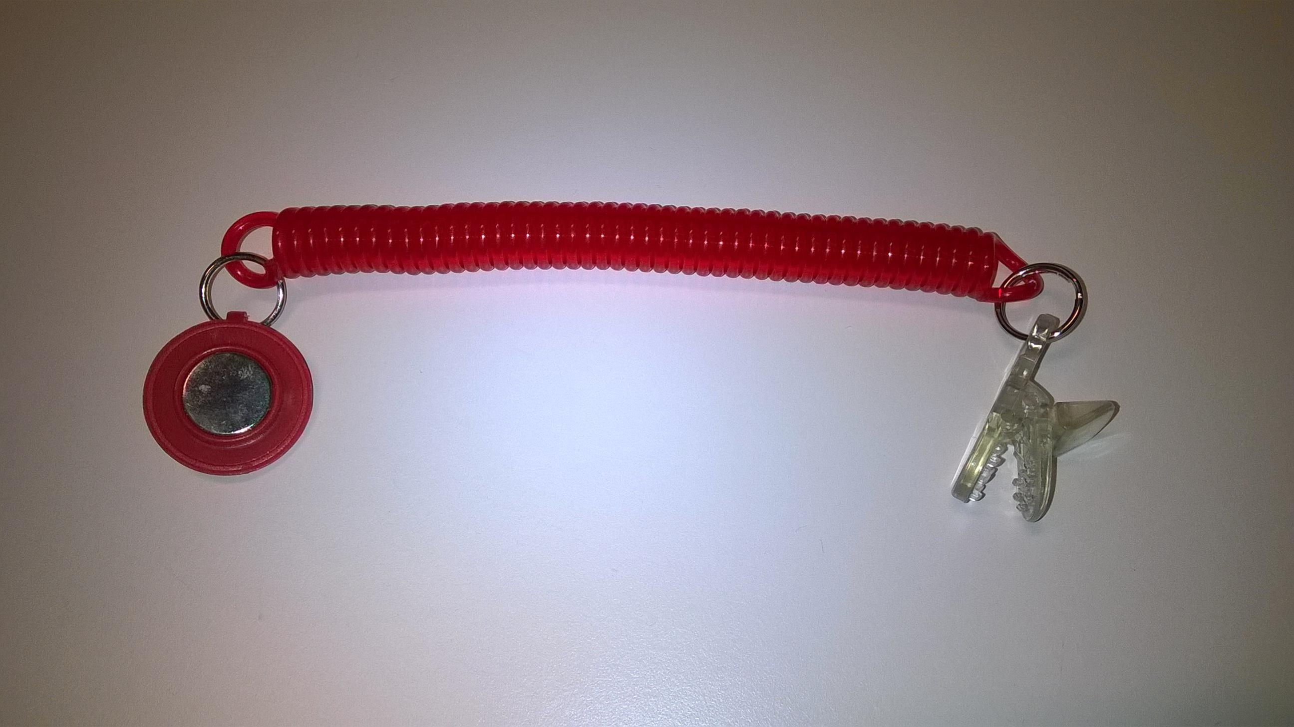 Magnet-Fußbremse Gecco 800