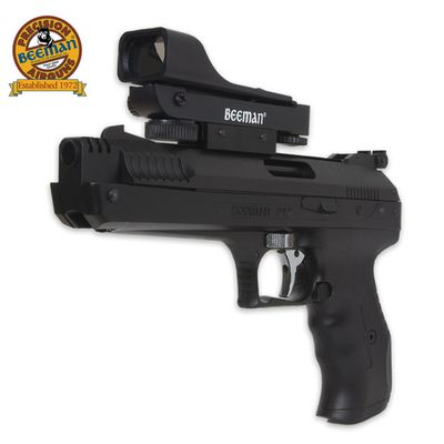 Beeman 2006 p17 Pistol with red dot sight