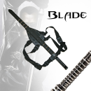 Single Straight 'Blade' Sword With Back Straps