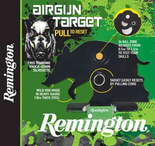 Remington Air Rifle Target