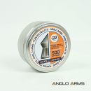Anglo Arms .22 Pointed Pellets - 500pc in Tin