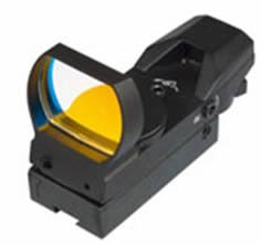 Holo Style Metal Weaver Red Dot Sight