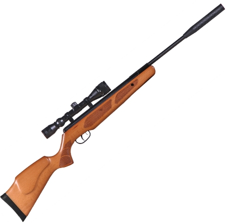 SMK XS19 super grade with gas ram with scope