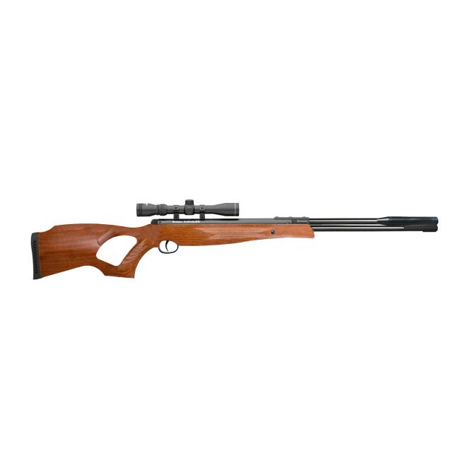 Remington Warhawk with 3-9x40 scope