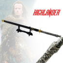 Single Straight 'Highlander' Sword With Stand