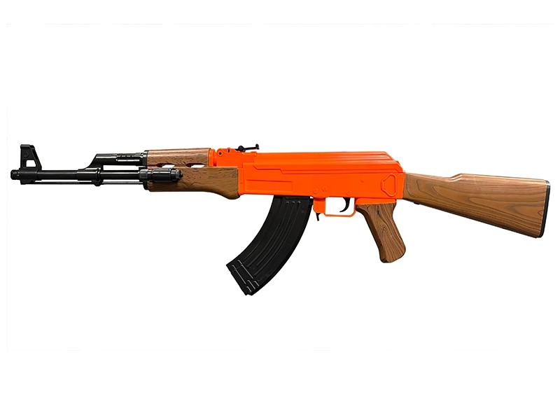 Cyma AK47 Spring Action Rifle (Long - Torch - Orange -