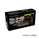 Slingshot - Hand Held With Wrist Grip