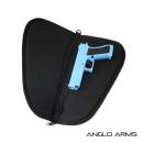 "15"" Pistol / Gun Case in Black"