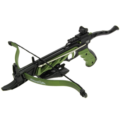 Anglo Arms Mantis Crossbow - 80lb Self Cocking Aluminium Crossbow