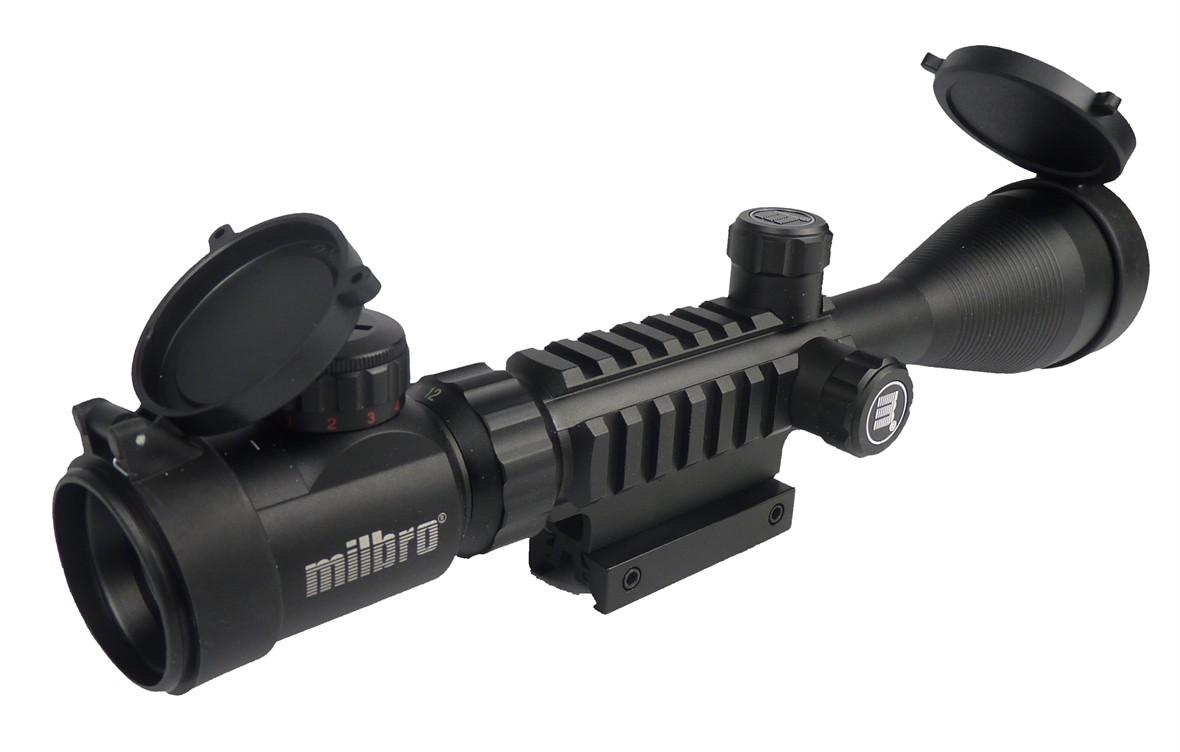 Milbro Military Style 3-9 X32EG Scope