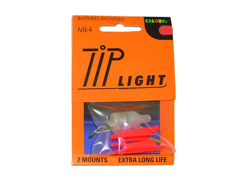 MK4 ROD TIP LIGHTS £4.50 EACH OR TWO FOR JUST £8