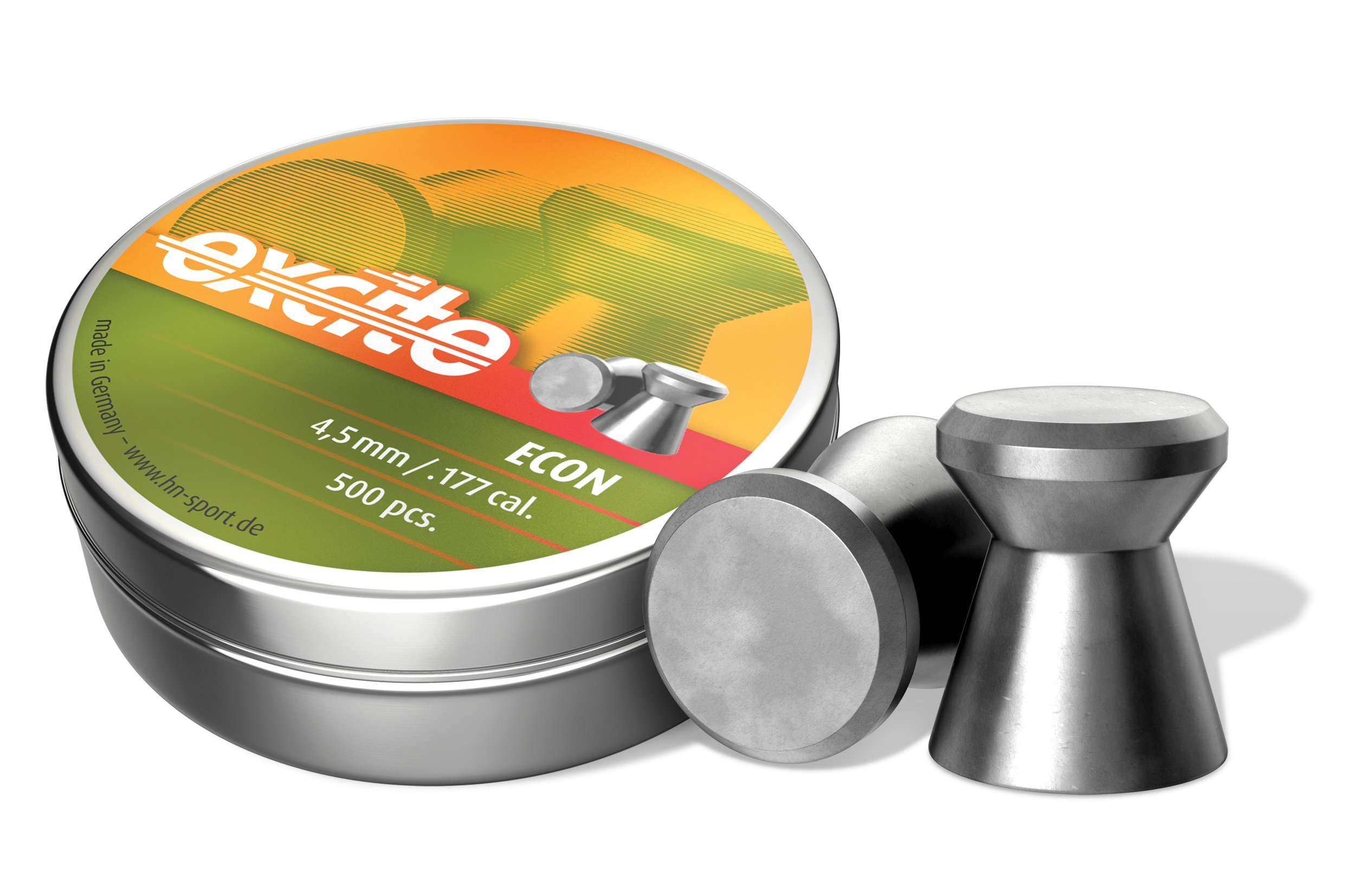 Excite Econ .177 / 4.50 mm airgun pellets from H&N Sport
