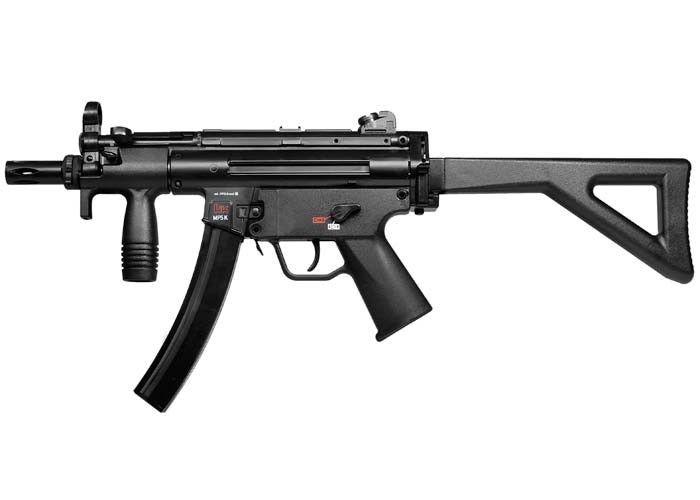 H&K MP5 K-PDW CO2 177 BB Gun