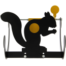 Swinging Squirrel Target