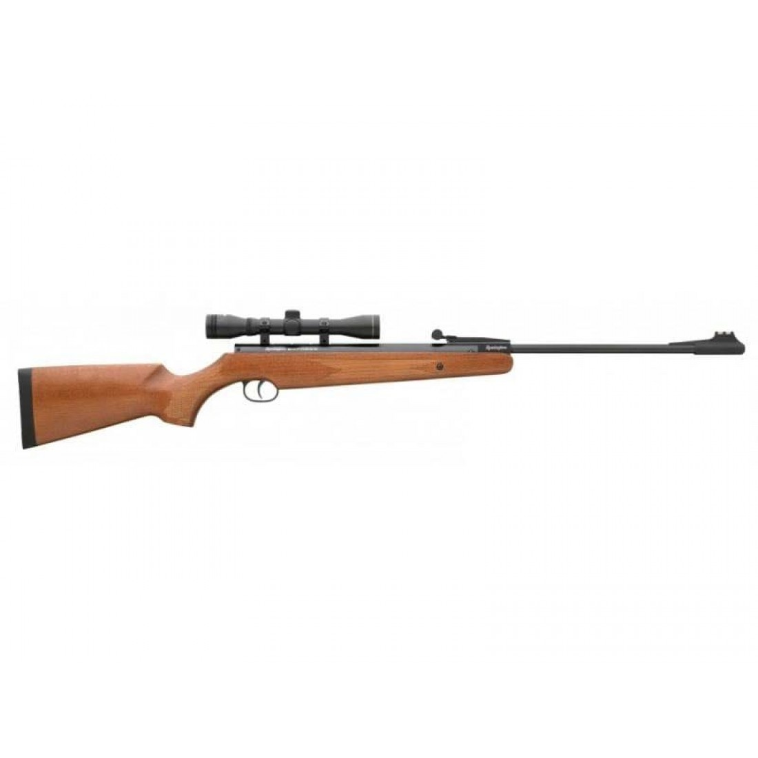 Remington Express Rifle with scope