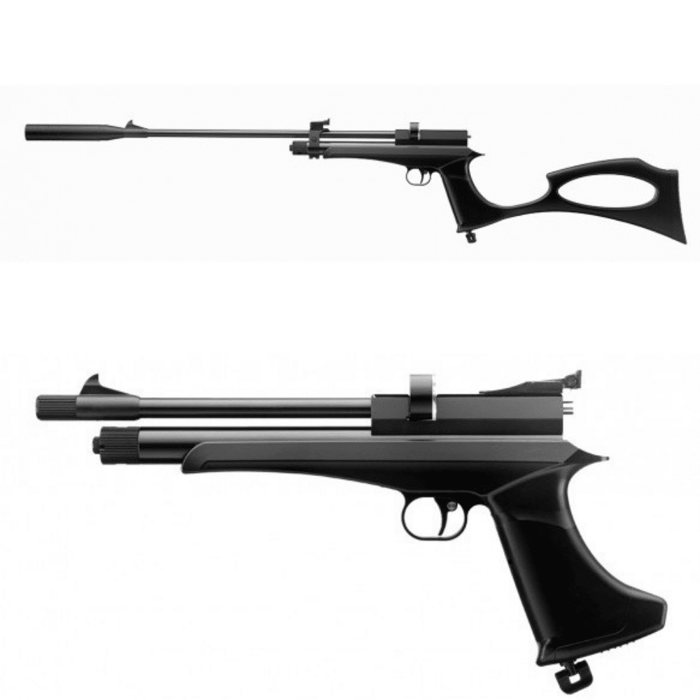 Victory CP2 Co2 Pistol & Rifle