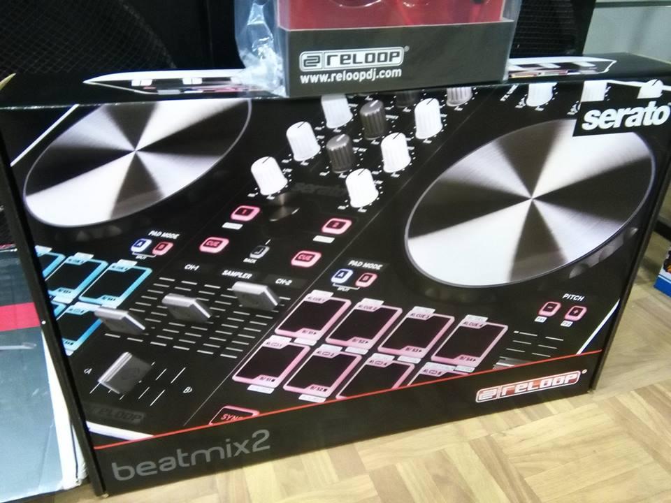 Reloop Beatmix2