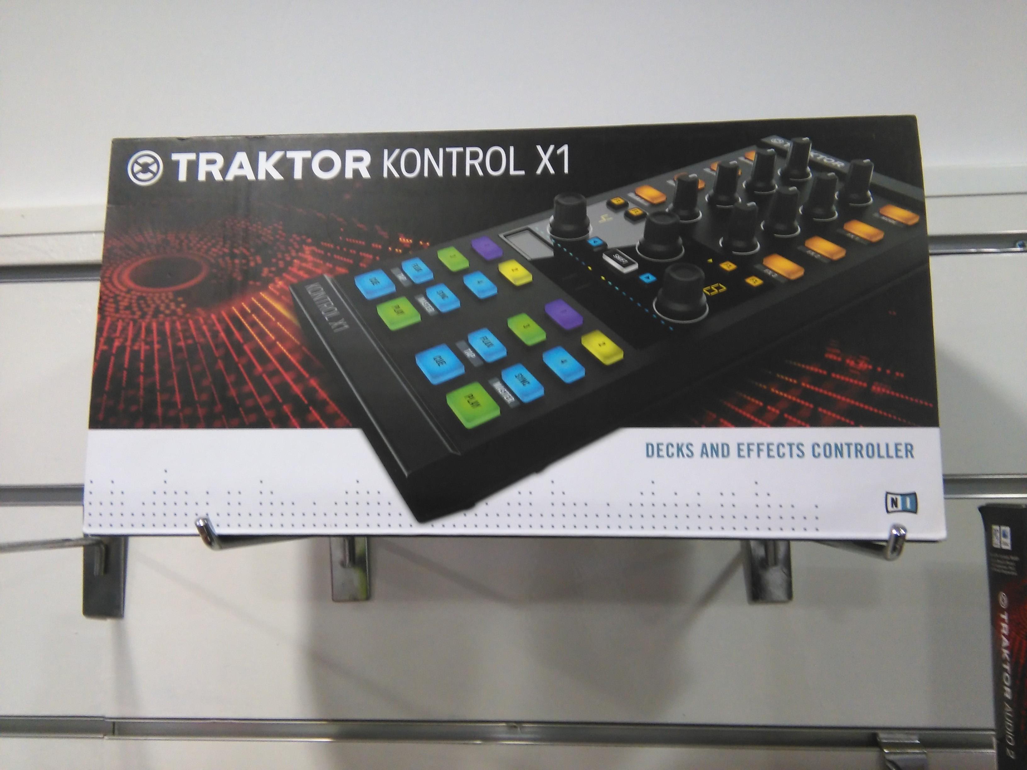 Traktor X1 mkII