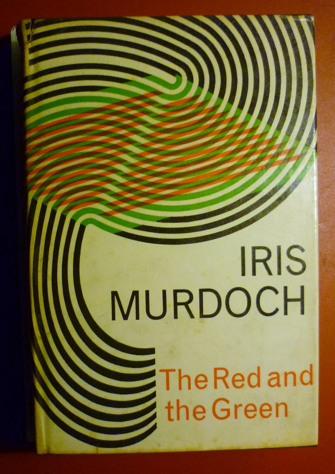 Iris Murdoch:  The Red and the Green