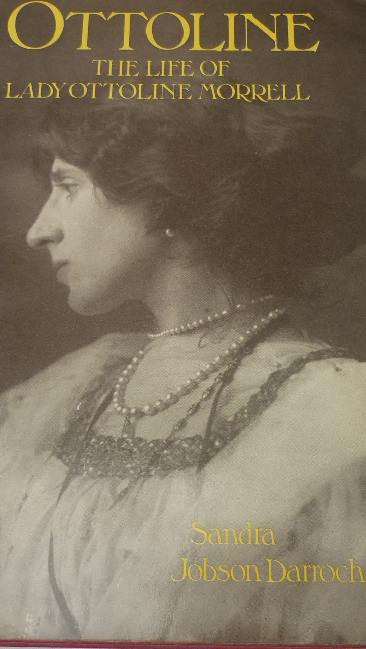 """Ottoline"". The Life of Lady Ottoline Morrell by Sandra Jobson Darroch"