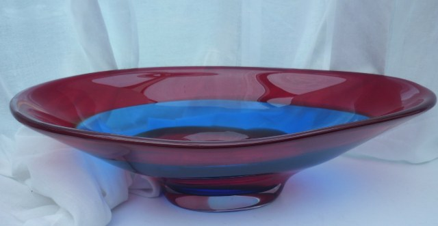 Murano Studio Glass Bowl