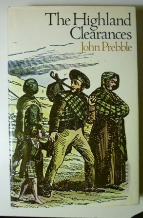 "1971 Book Club Associates example of John Prebble's ""The Highland  Clearances"""