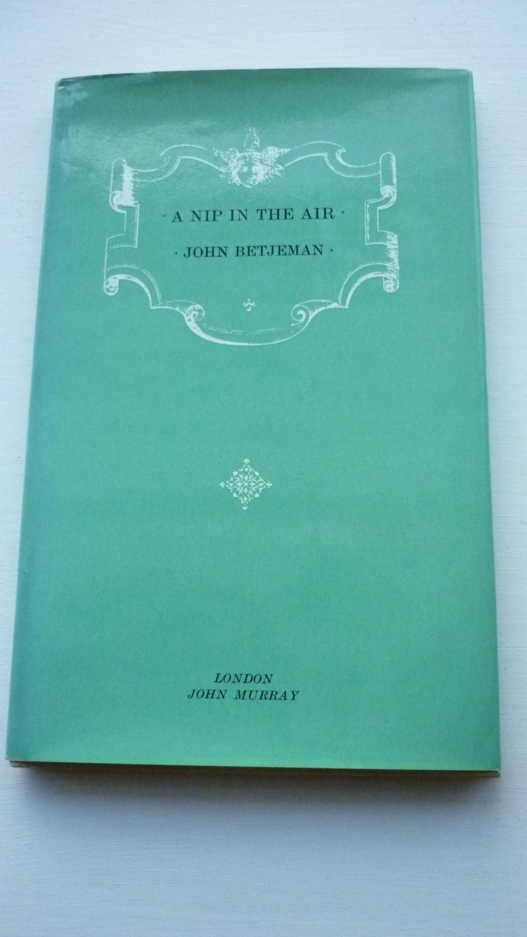 """John Betjeman """"A Nip in the Air"""""""