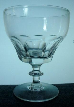 A set of 8 Stuart Crystal  Wine Goblets