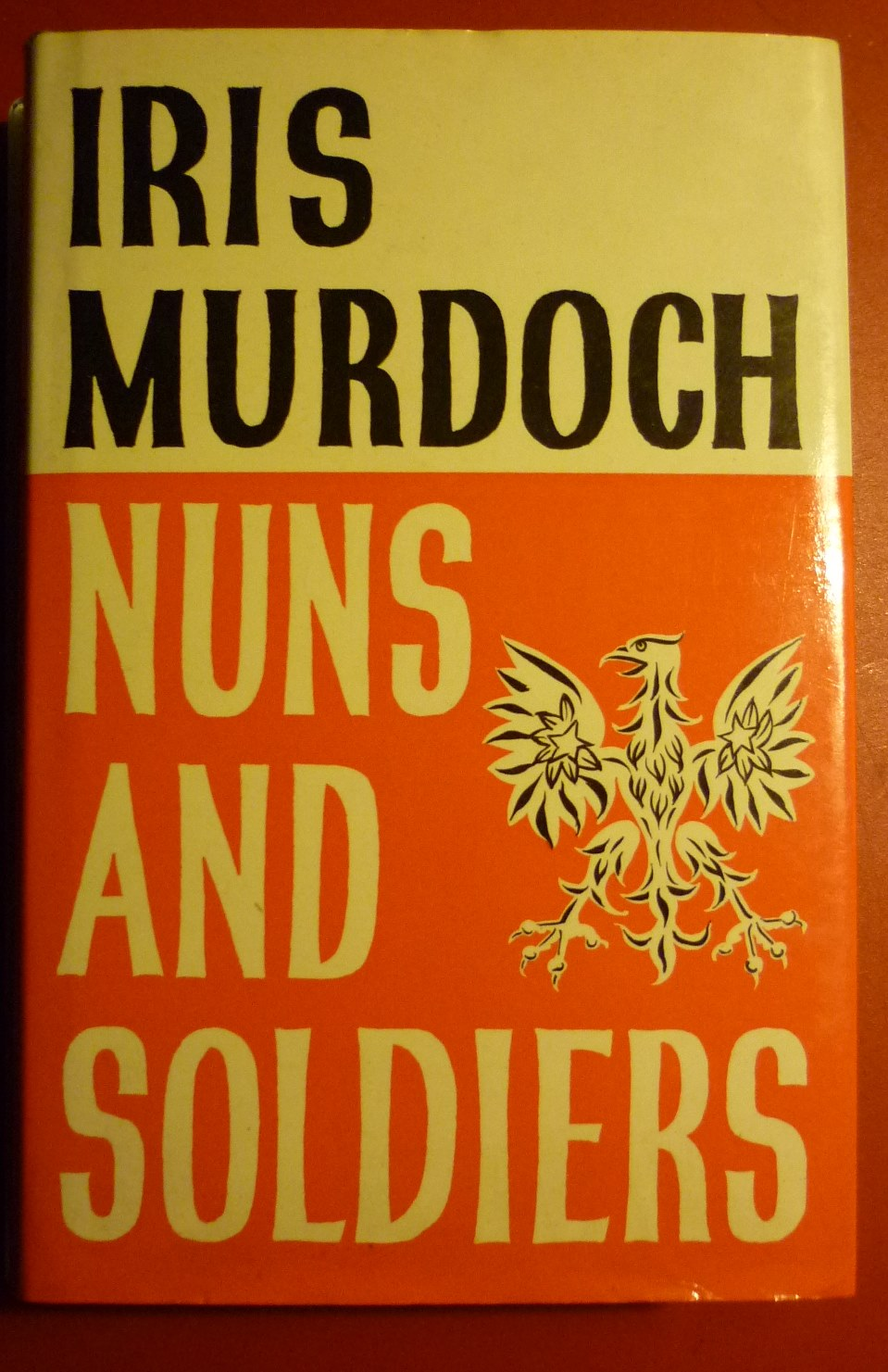 Iris Murdoch:  Nuns and Soldiers