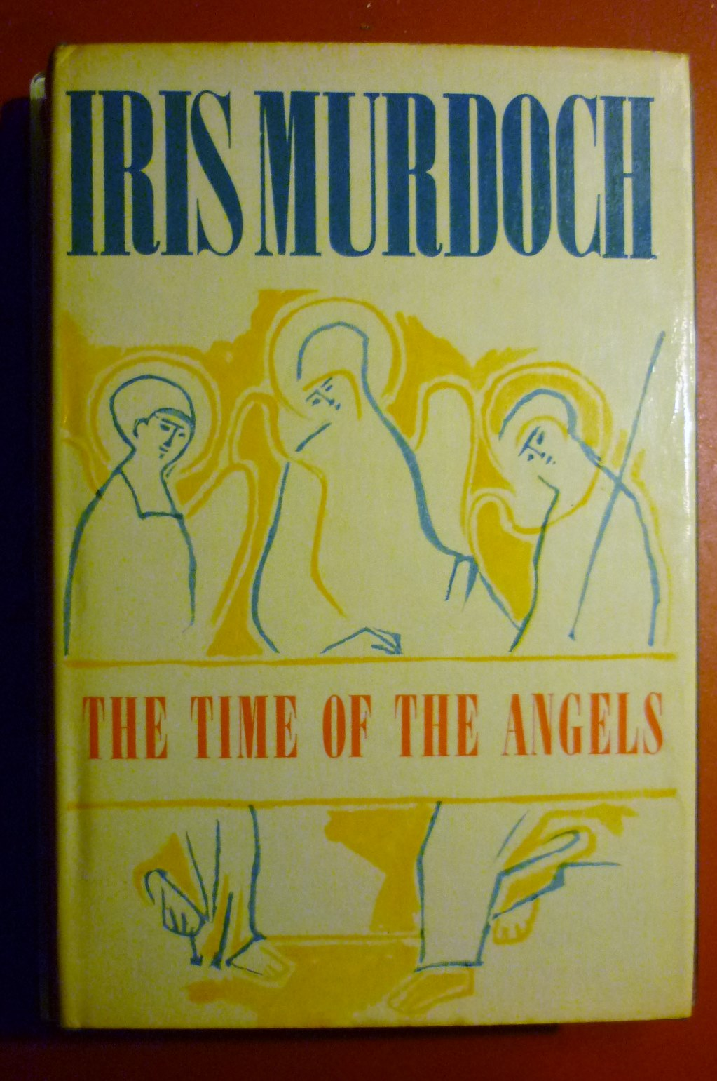 Iris Murdoch:  The Time of Angels