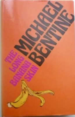 "Signed 1975 first edition of Goon Michael Bentine's ""The Long Banana Skin"""
