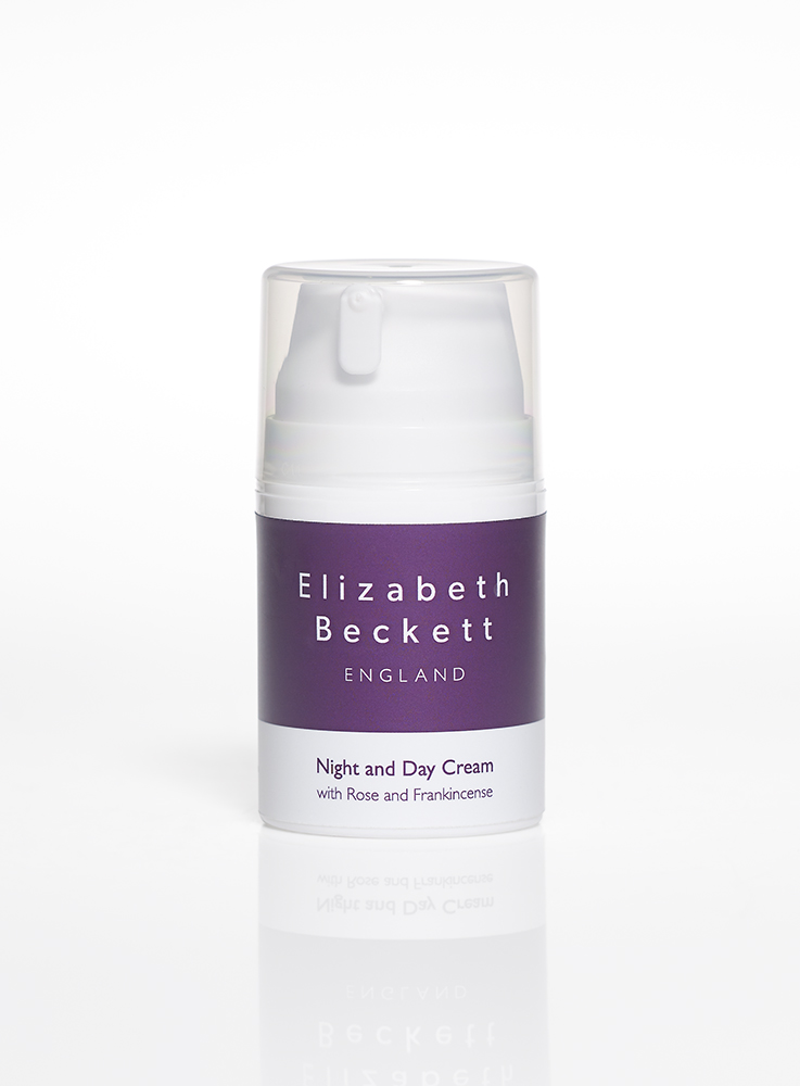 Night & Day Cream with Rose & Frankincense