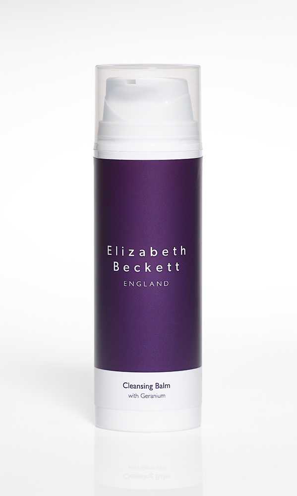 Cleansing Cream with Geranium