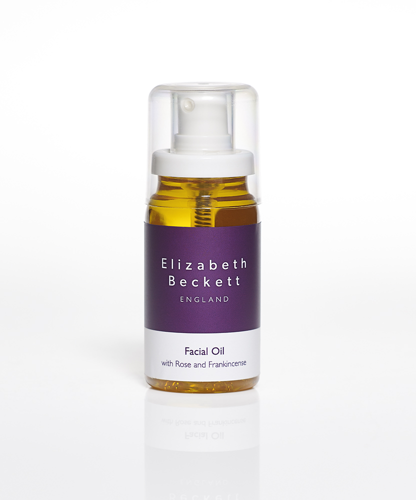Facial Oil with Rose & Frankincense