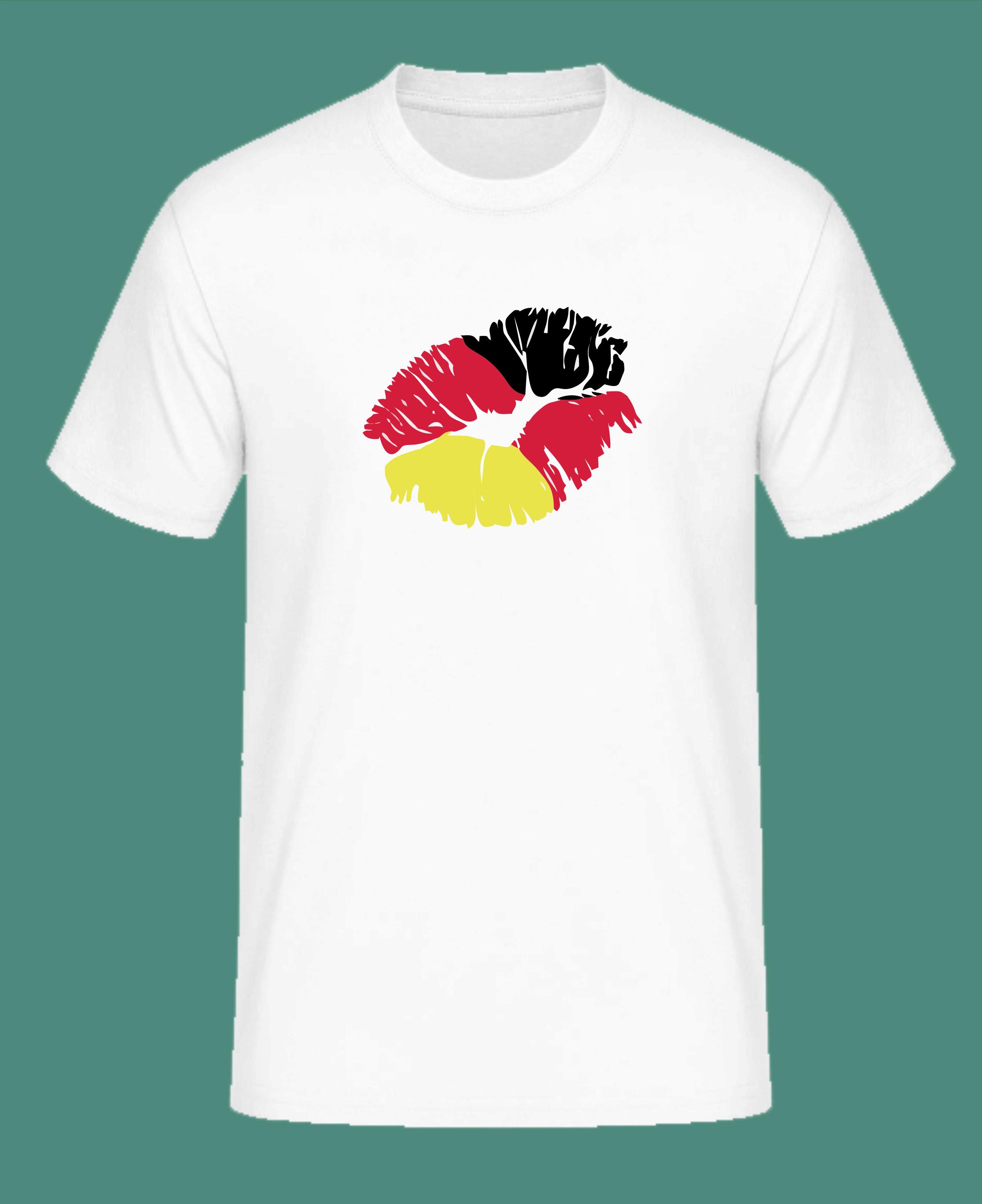 Fan Shirt Deutschland 2