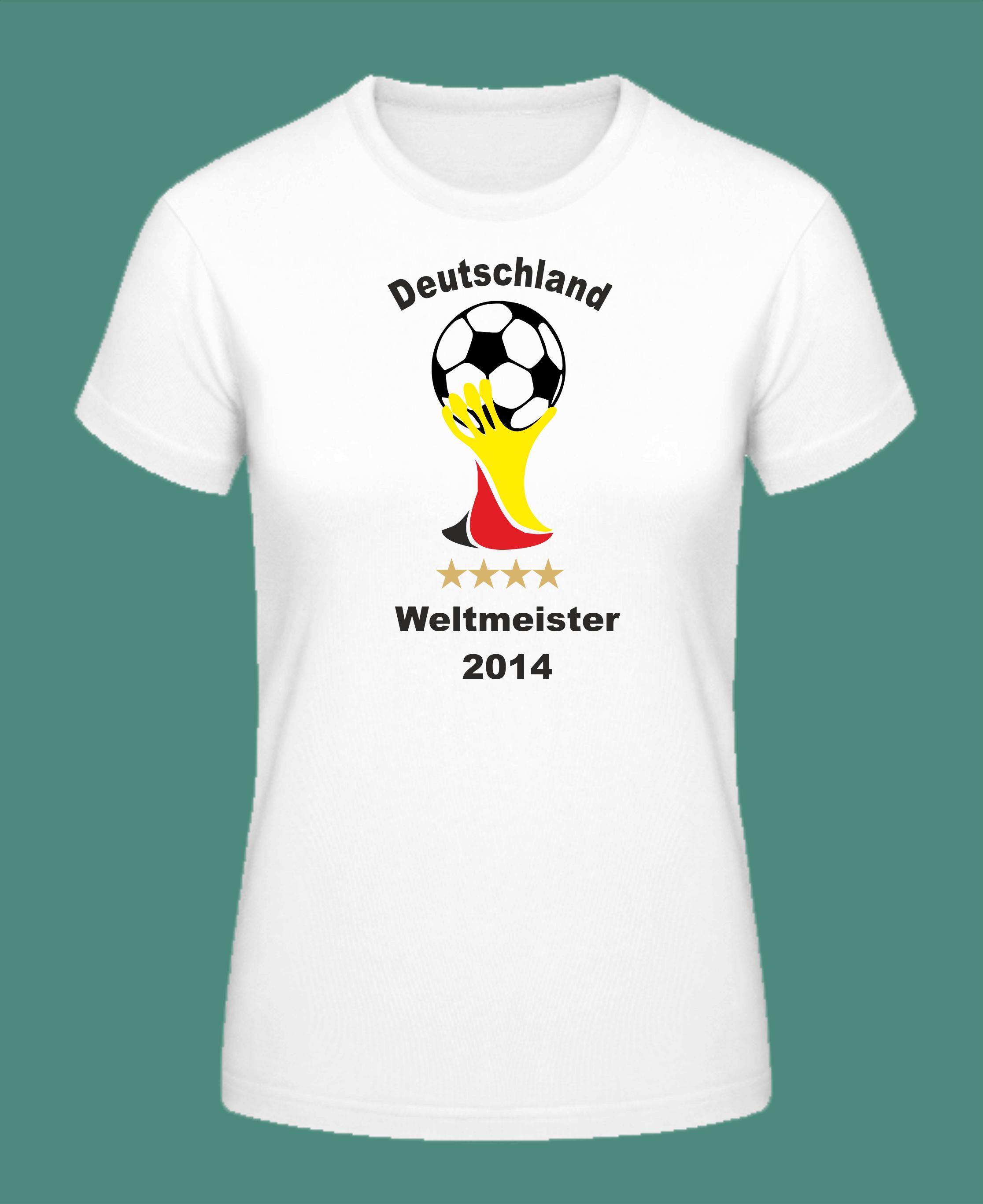 Fan Shirt Deutschland F3