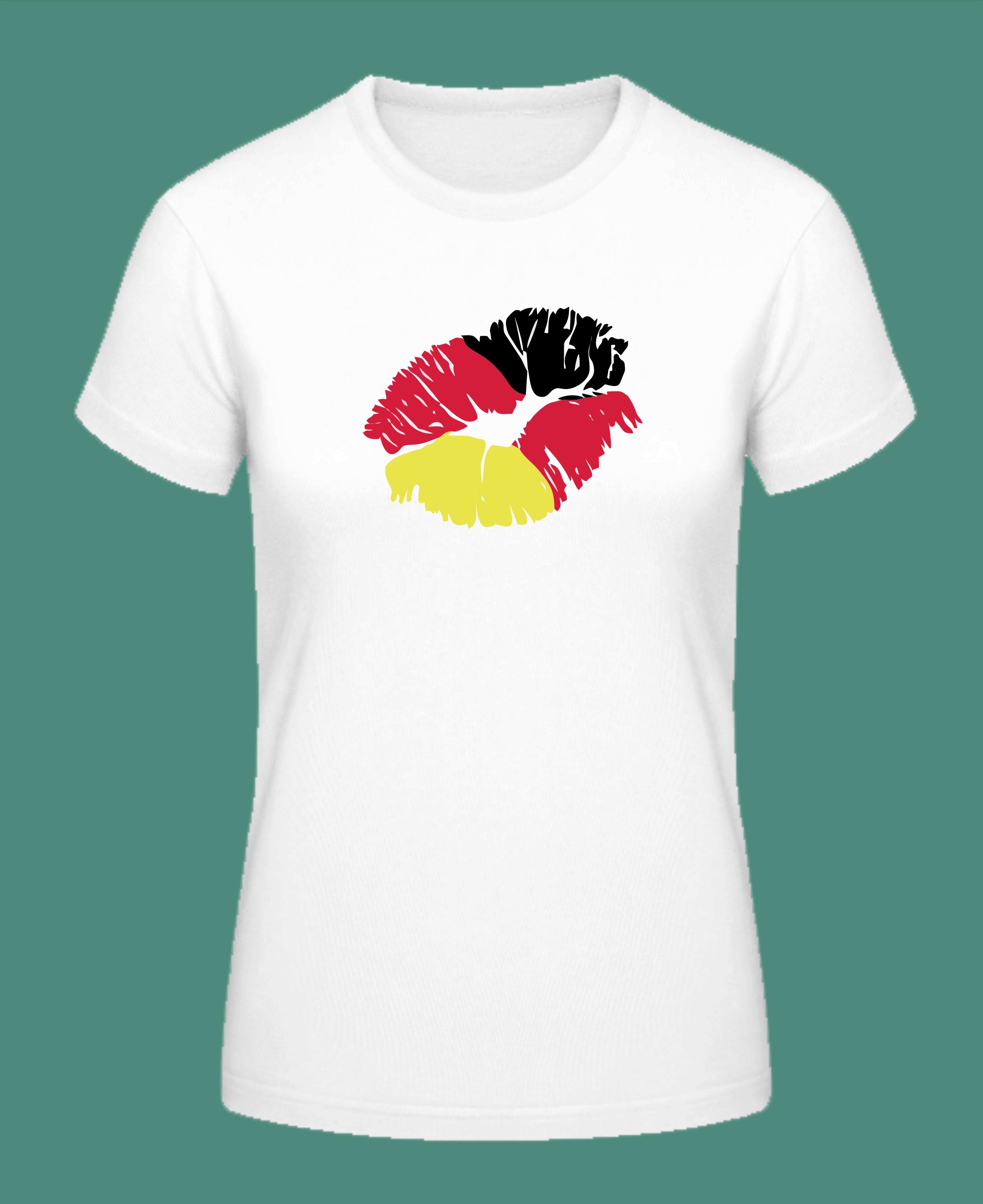 Fan Shirt Deutschland F2