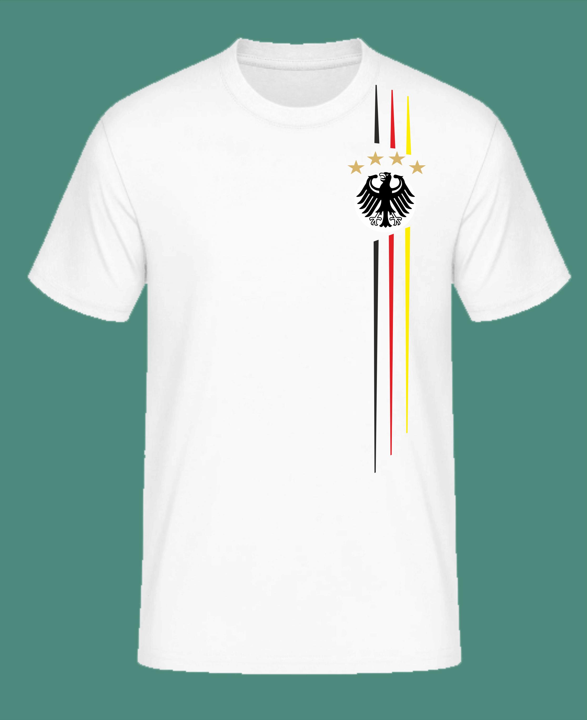 Fan Shirt Deutschland 7