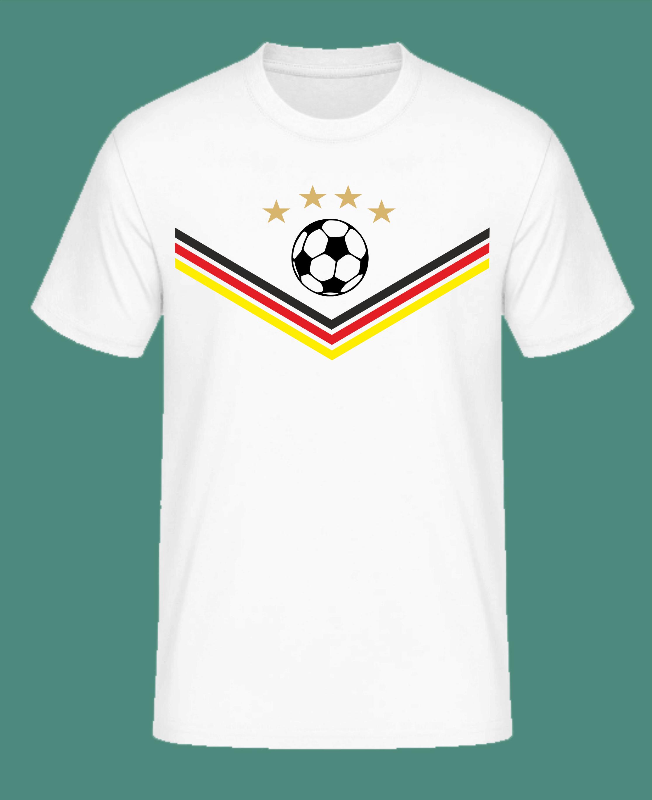 Fan Shirt Deutschland 5