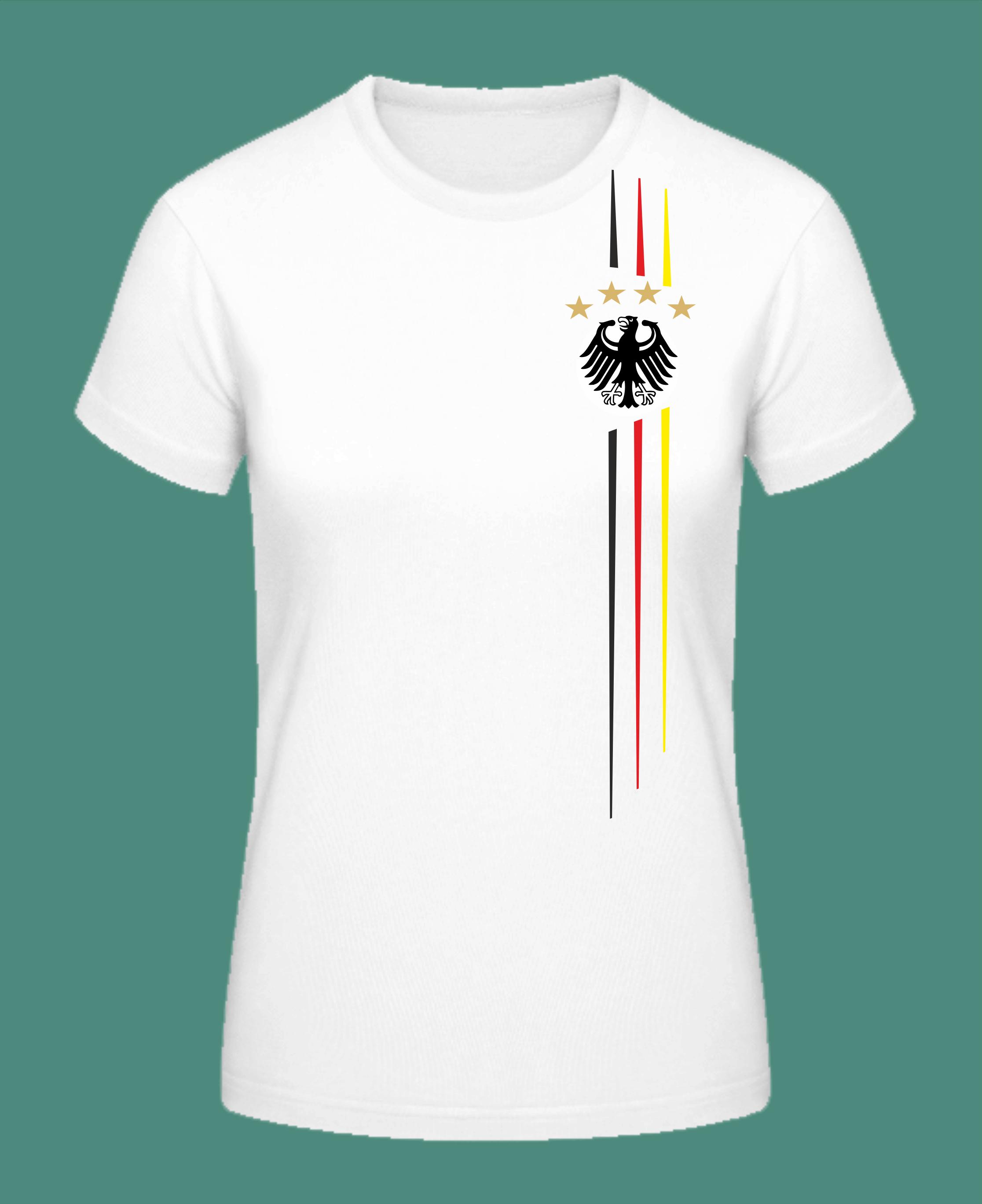 Fan Shirt Deutschland F6