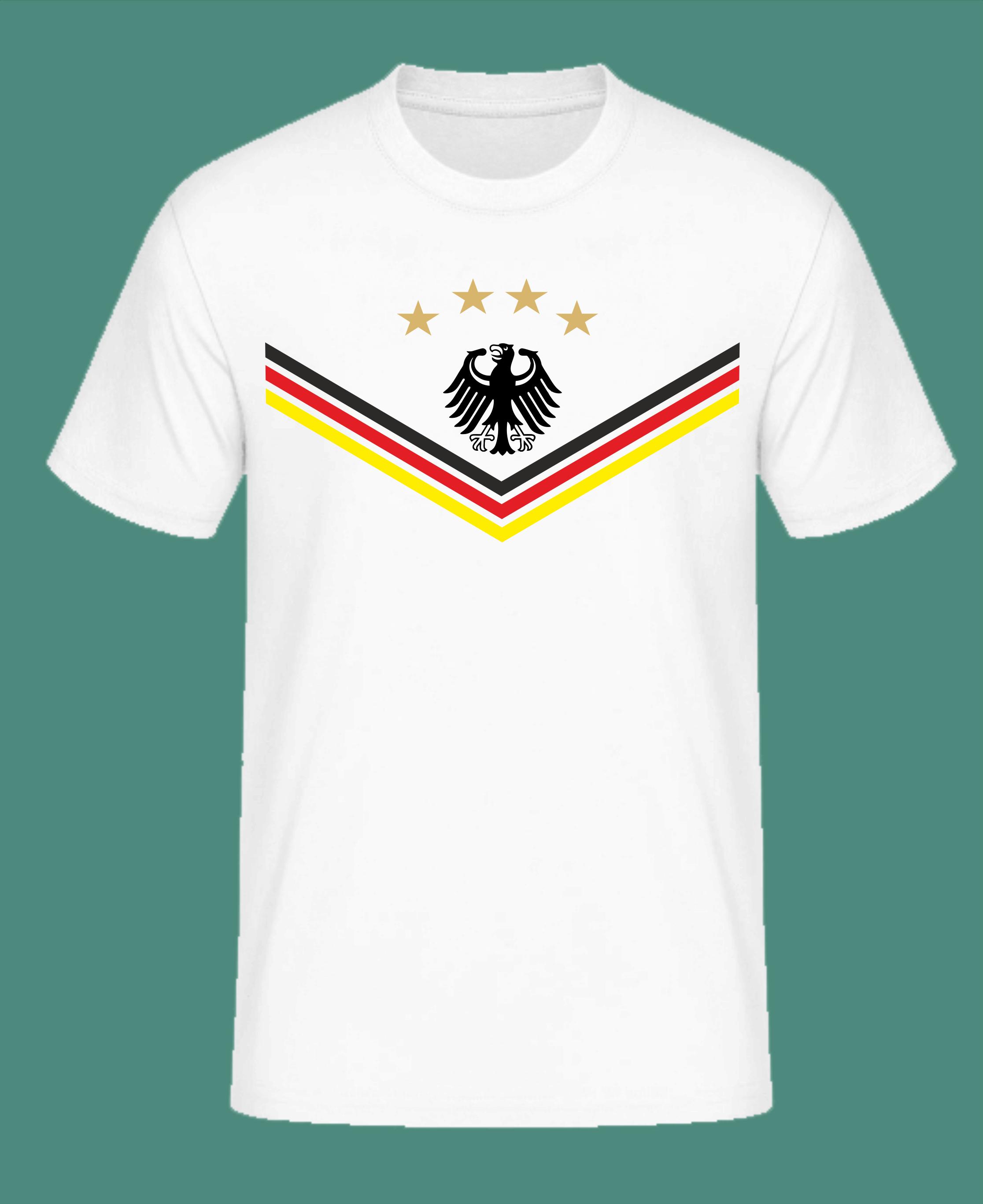 Fan Shirt Deutschland 6