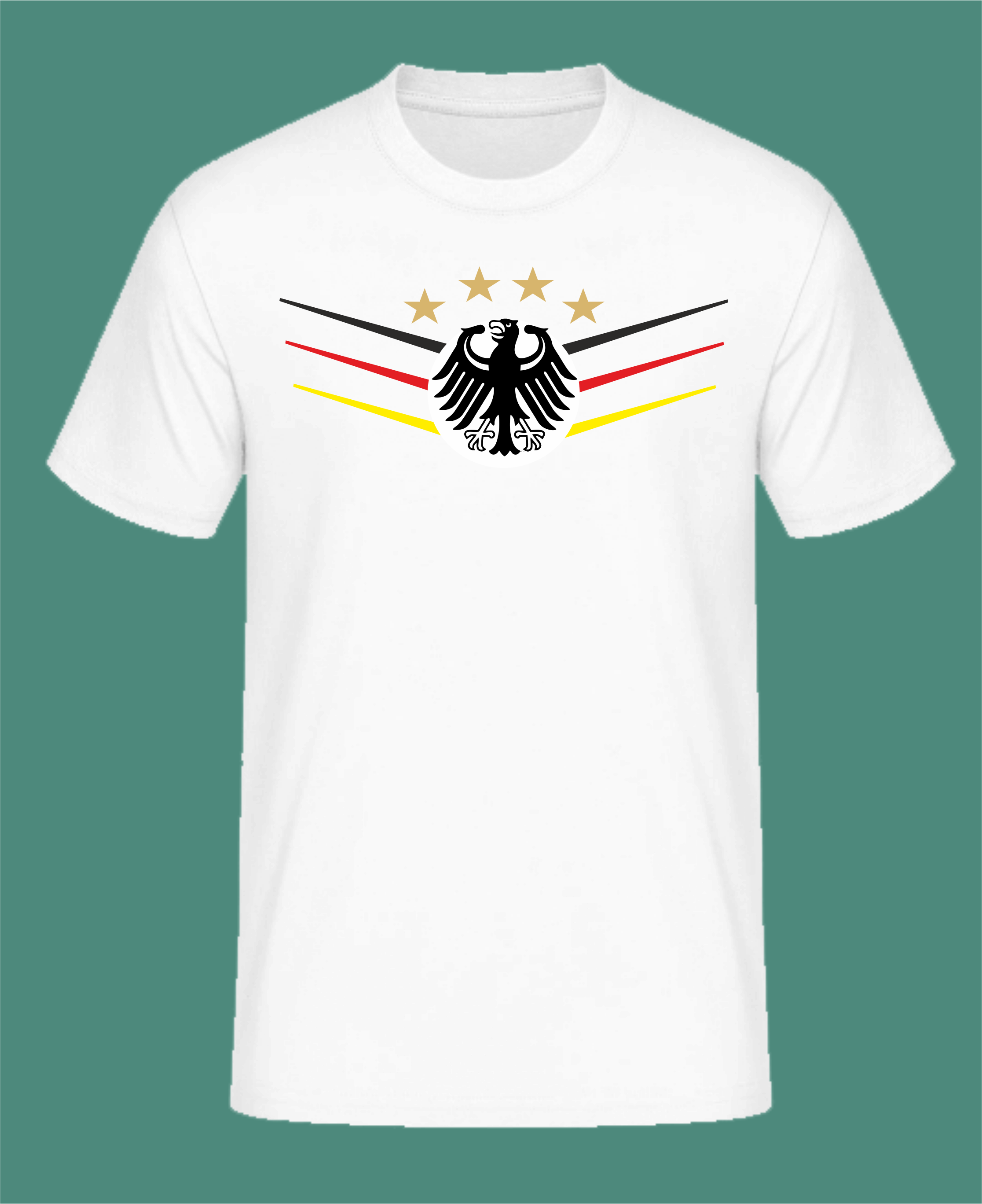Fan Shirt Deutschland 1