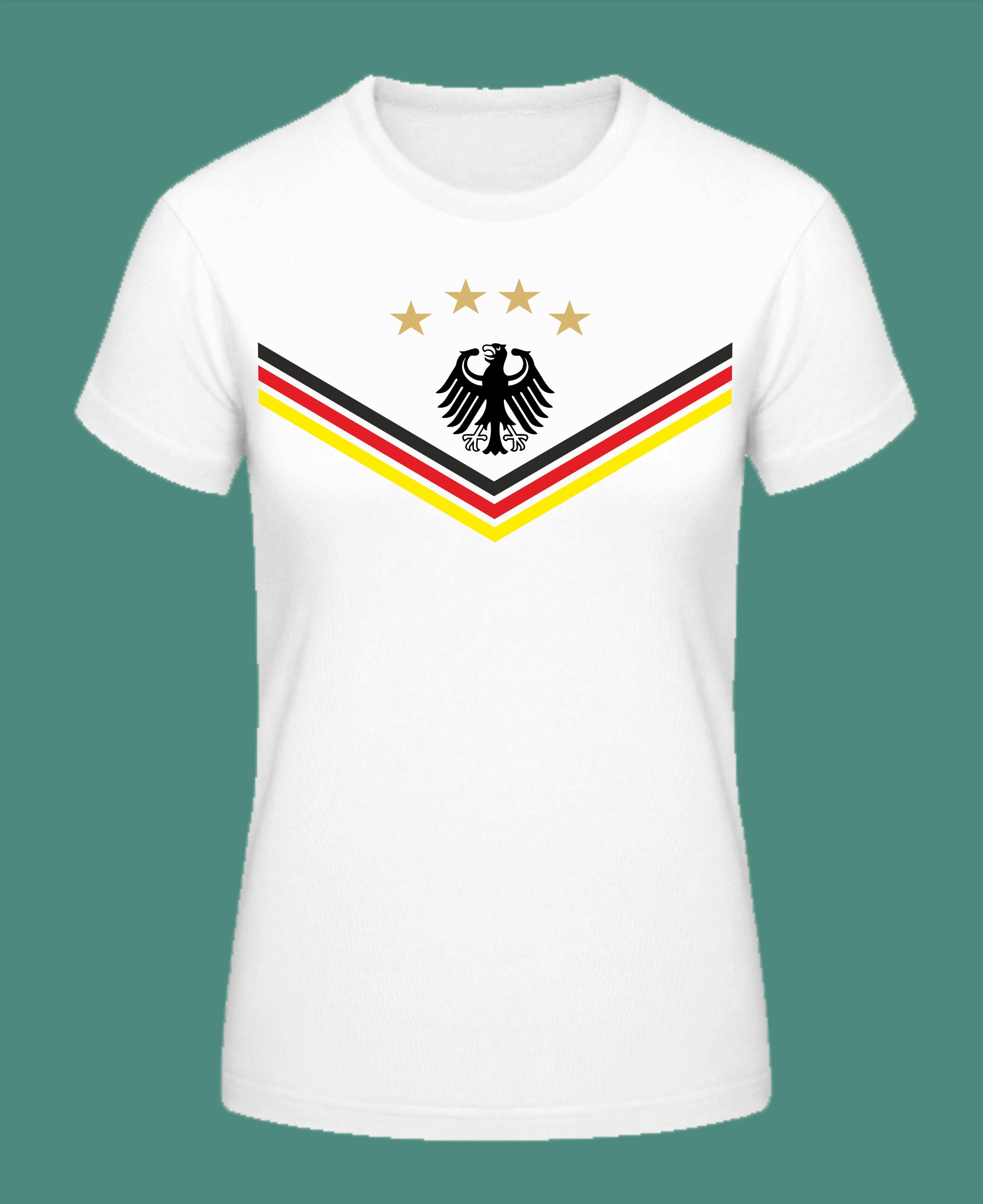 Fan Shirt Deutschland F5